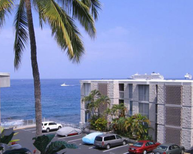 Alii Villas view